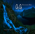 Jacket of GG - Electronic Blue